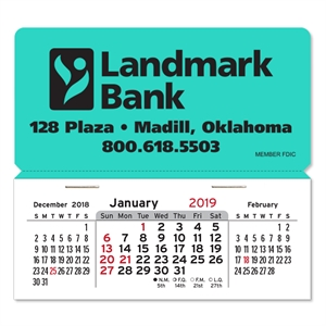 Promotional Magnetic Calendars-1014M