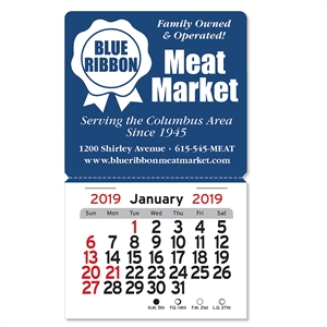Promotional Magnetic Calendars-1016M