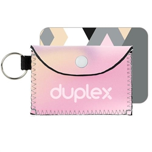 Promotional Card Cases-1640-4CP-DUP