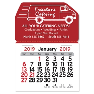 Promotional Magnetic Calendars-1086M
