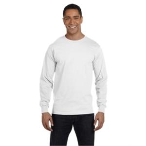 Hanes (R) - S,M,L,XL,white