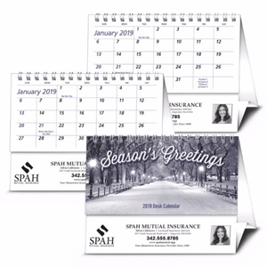 Econo 2019 Desk Calendar.