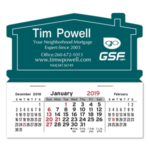 Promotional Magnetic Calendars-1431M