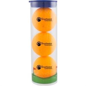 Promotional Golf Balls-3CT-VIVID
