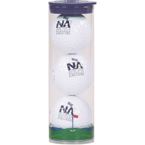 Promotional Golf Balls-3CT-CHAOS