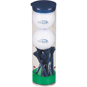 Promotional Golf Balls-2TT-CHAOS