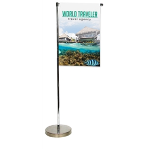 Promotional Desk Flags-GBR58