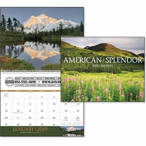 Promotional Wall Calendars-2507