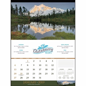 Promotional Wall Calendars-3109