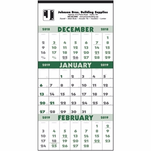 Promotional Wall Calendars-6600