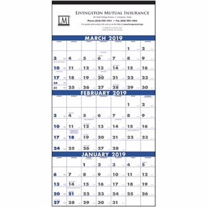 Promotional Wall Calendars-6601