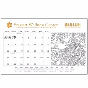 Promotional Wall Calendars-6511