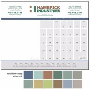 Promotional Calendar Pads-6516
