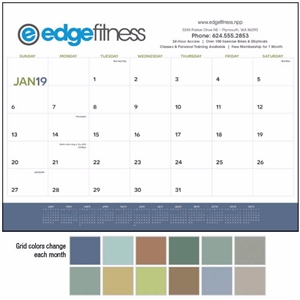 2019 Desk Calendar Pad.
