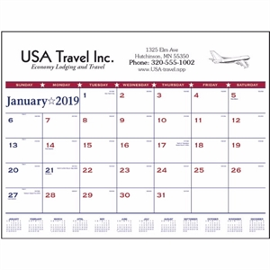 Promotional Calendar Pads-6502