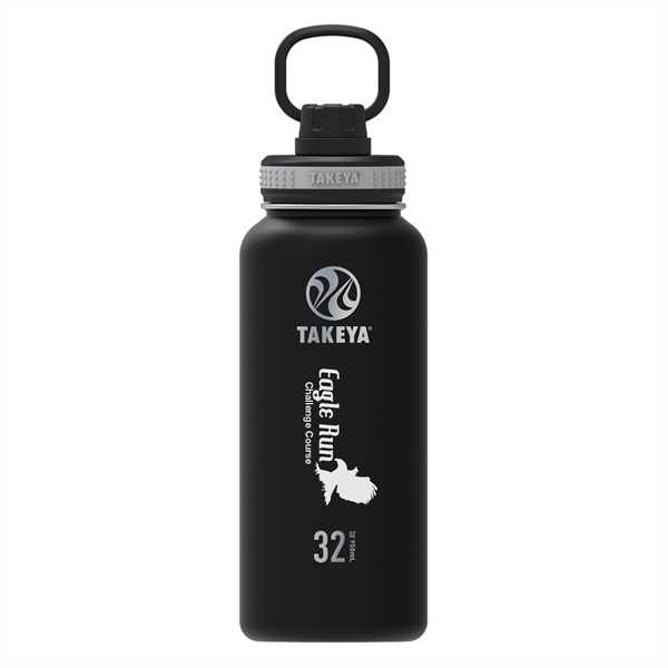 32 oz. double-wall, stainless