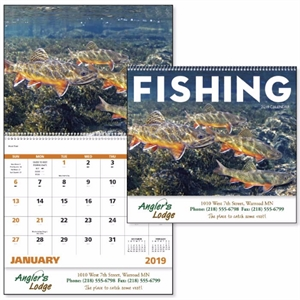 Spiral Fishing Sports/Wildlife 2019