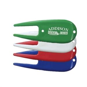 Inexpensive plastic green repair