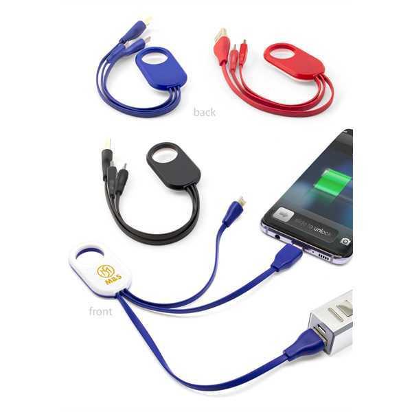 Tri Tech 3-In-1 Charging