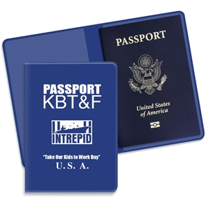 Economical dual pocket passport