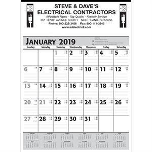 Promotional Contractor Calendars-370