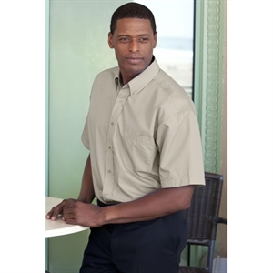 Promotional Button Down Shirts-1100S