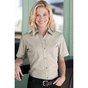 Promotional Button Down Shirts-1101S