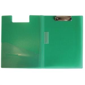 Clip folder rigid satin