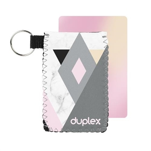 Promotional Card Cases-1651-4CP-DUP