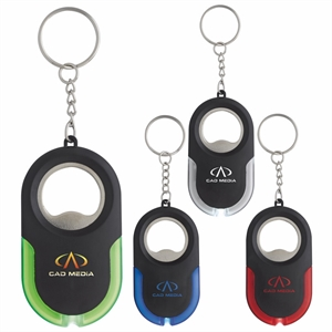 Promotional Keytags with Light-21210