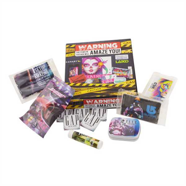 The essential giveaway kit,