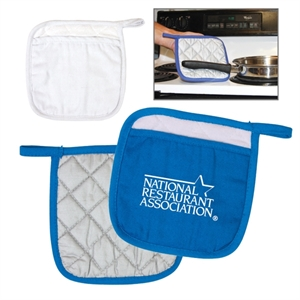 Promotional Oven Mitts/Pot Holders-KU105