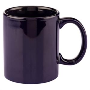Promotional Ceramic Mugs-CM100-W