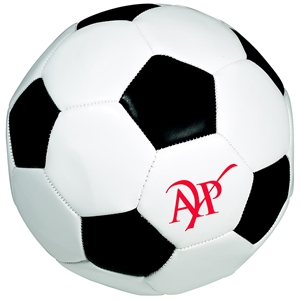 Promotional soccer ball made