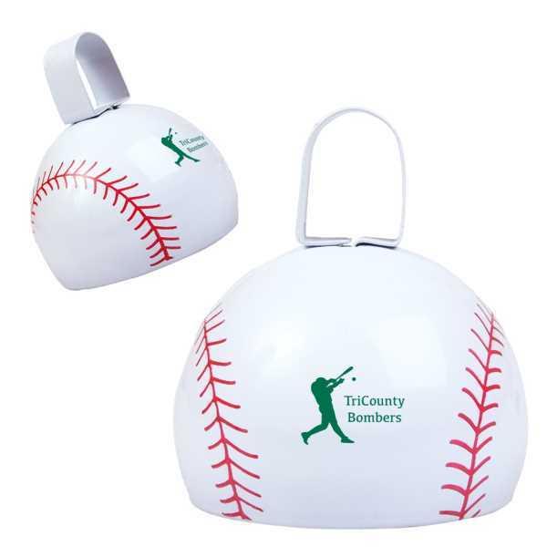 Baseball cow bell.