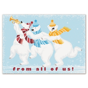 Promotional Greeting Cards-XH25555FC