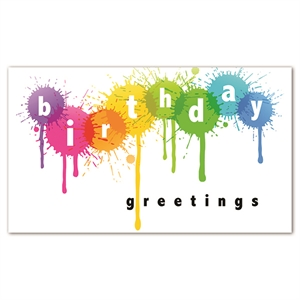 Promotional Greeting Cards-XHBBC23307