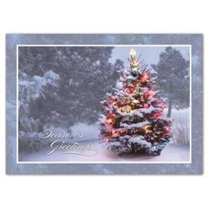 Printed - Winter Glow