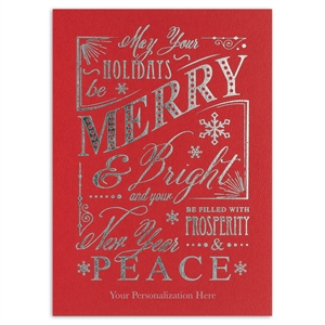 Promotional Greeting Cards-XHMM1562