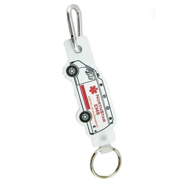 Key Clip w/ 4mm