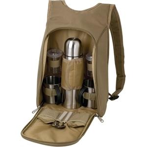 Silkscreen,TruColor,Beige - Coffee Bag