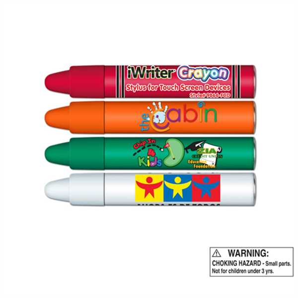 Our iWriter Crayon is