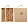 Promotional Wine Holders-E-503WoodBox