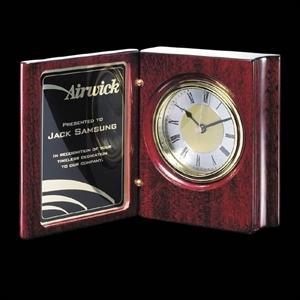 Promotional Desk Clocks-CLR411