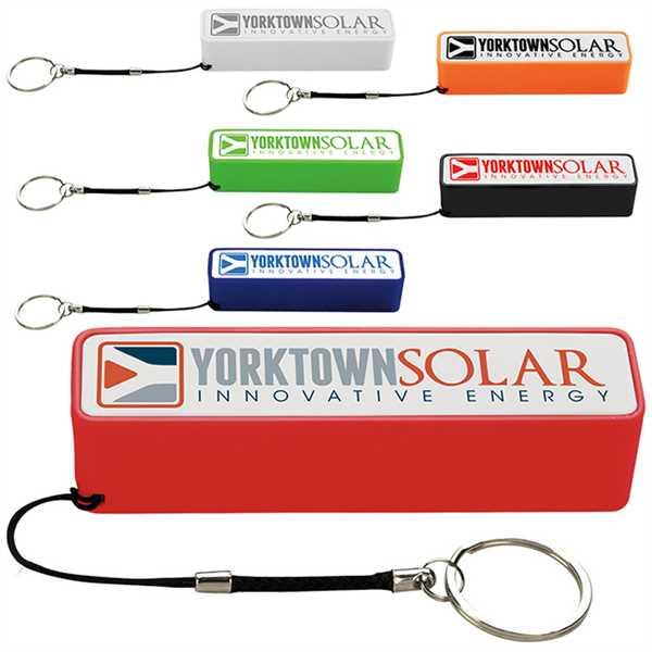 Keychain Power Bank 2200mAh