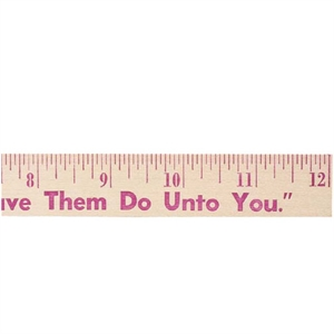 Promotional Rulers/Yardsticks, Measuring-90312