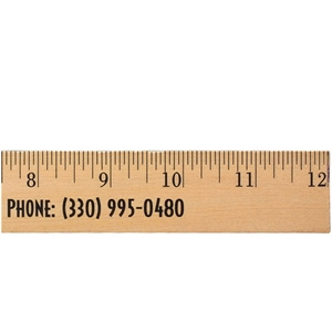 Promotional Rulers/Yardsticks, Measuring-92412