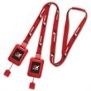 Promotional Retractable Badge Holders-ELDS-58-SLIM