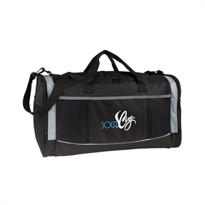 Promotional Gym/Sports Bags-B459BK