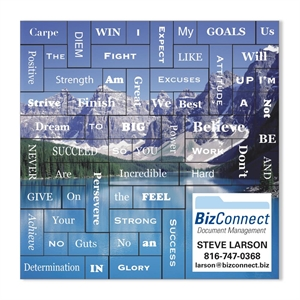 Promotional Business Card Magnets-1115-F